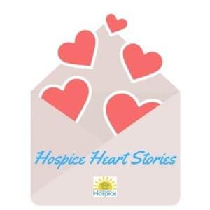 Hospice Heart Story logo