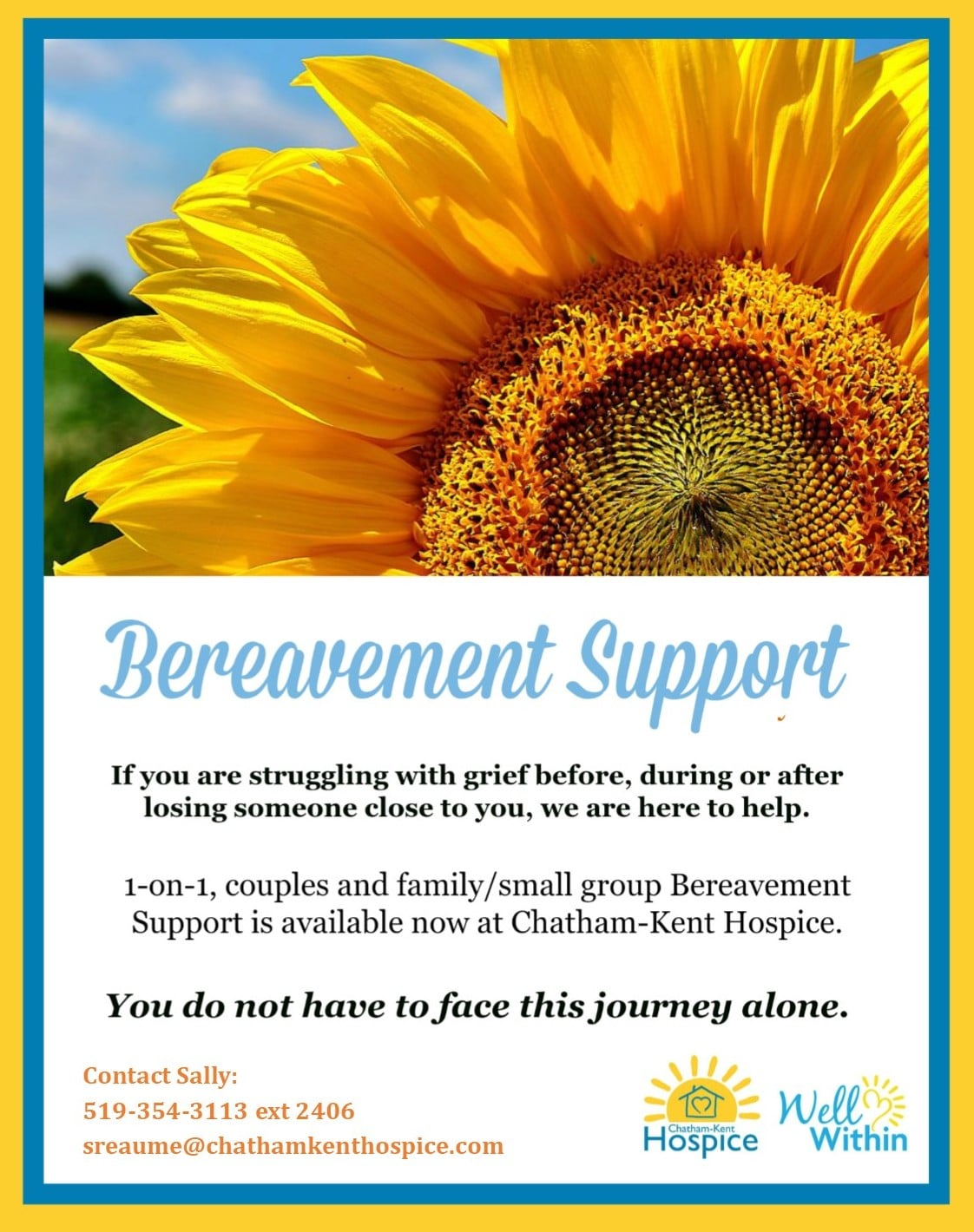 Bereavement Support Room